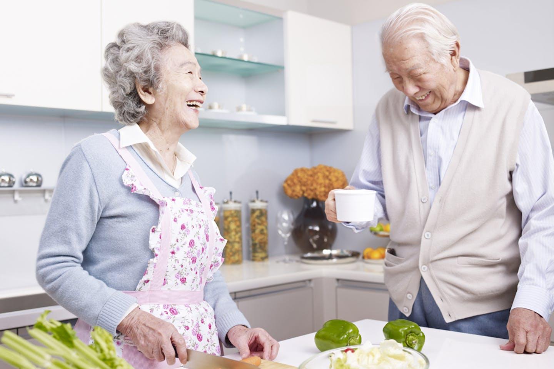 elderly singapore