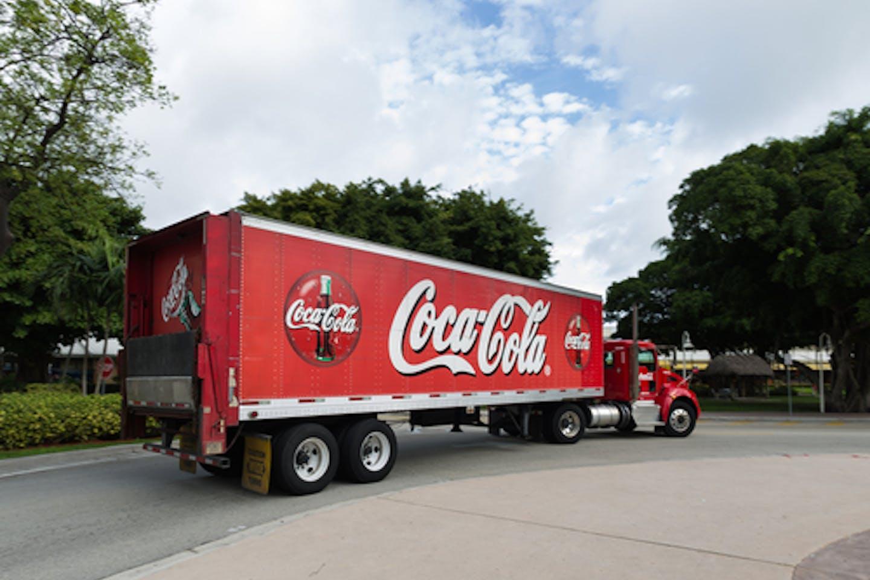 Coca-cola's pledge