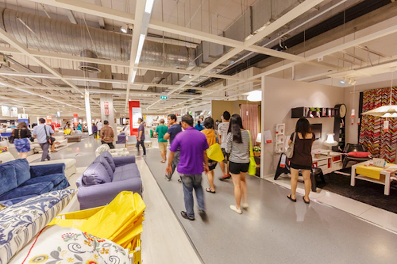 Ikea in Bangkok