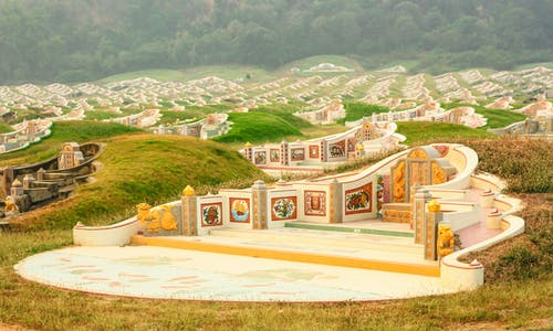 Underground revolution: Asia's grave problem