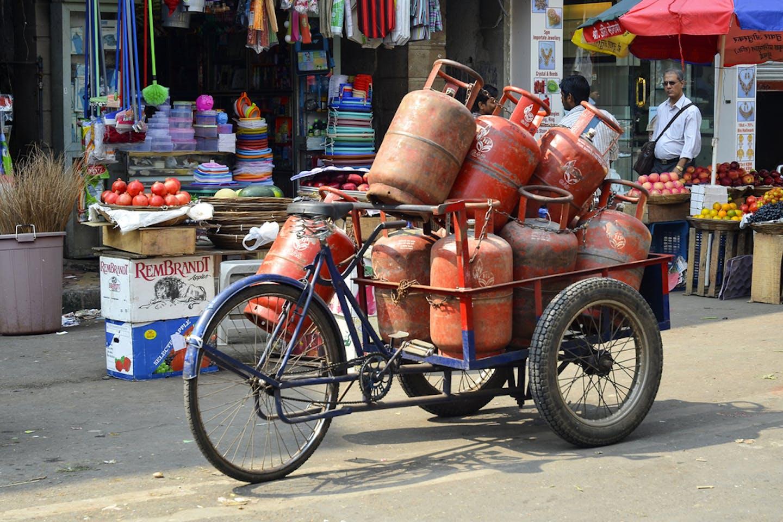 india LPG cylinders