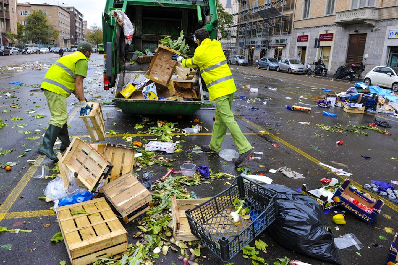 Food waste op-ed