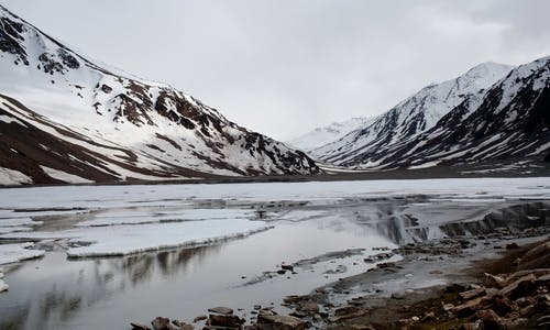 Climate change causing faster snow melt in the Himalayas