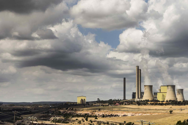 loy yang coal plant australia