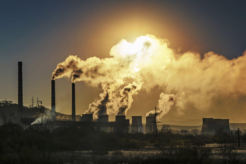 emissions sunlight