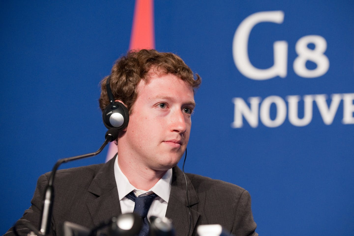 mark zuckerburg press conf