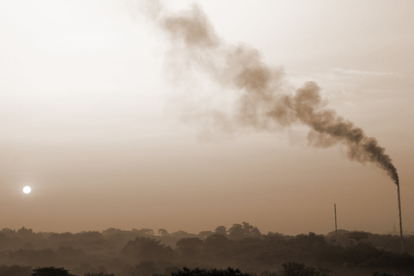 india in smog
