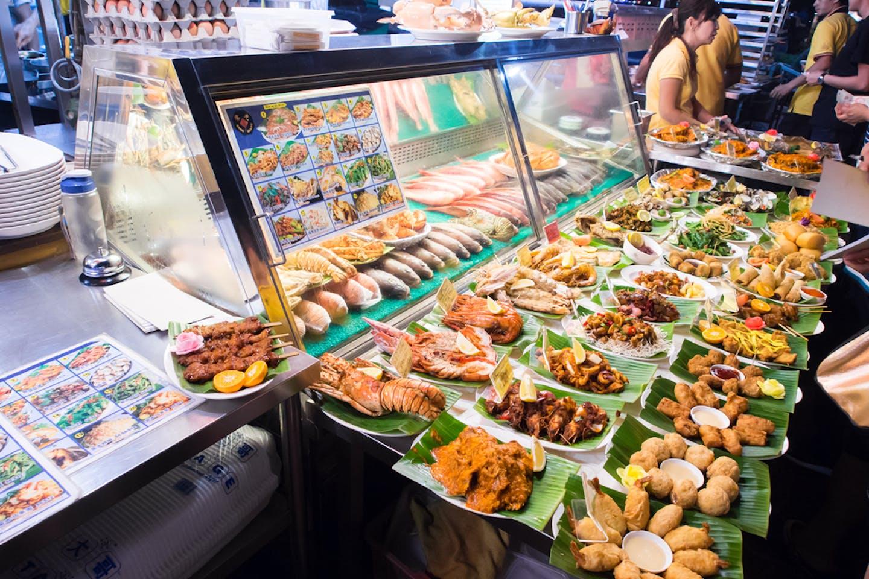 hawker food singapore