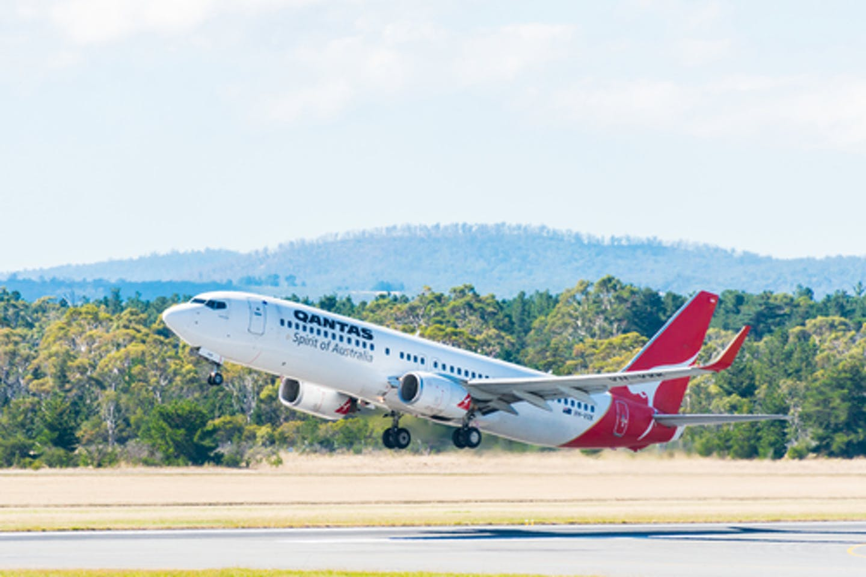 Qantas carbon offsetting programme