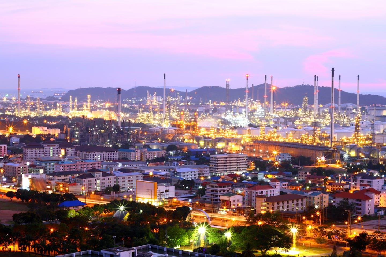 Asia energy