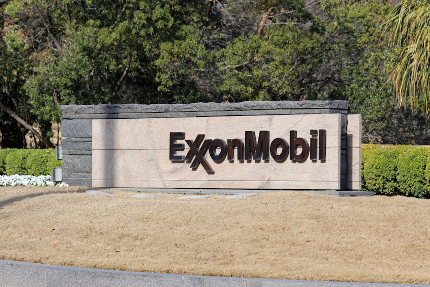 exxon in irving