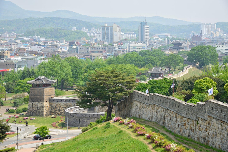 suwon city south korea