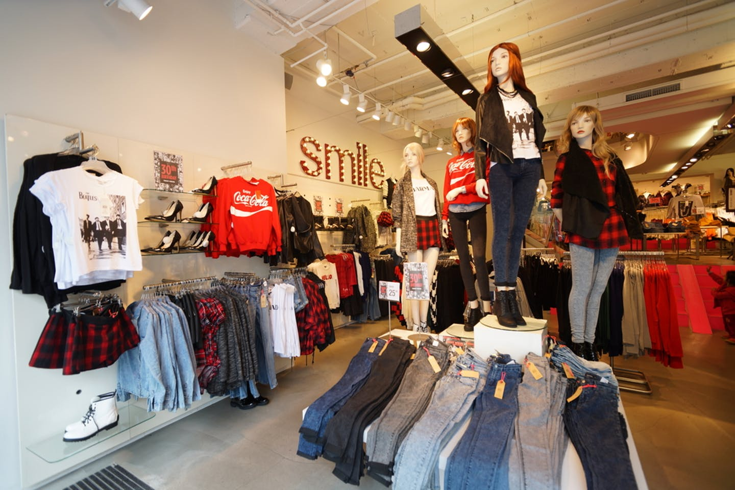 clothing store germany