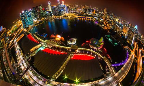 Singapore: The smart little red dot