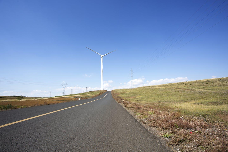 windmill north china