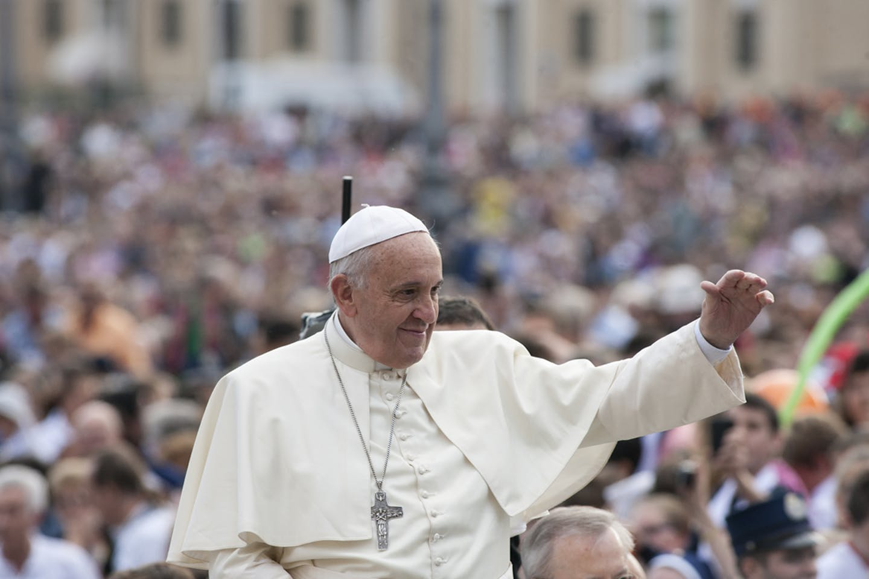 pope francis vatican city