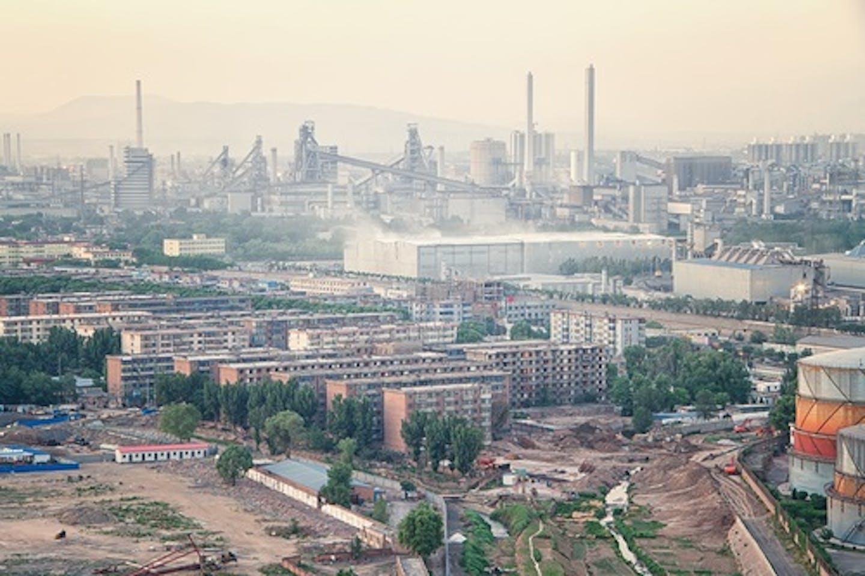steel plant pollution cn