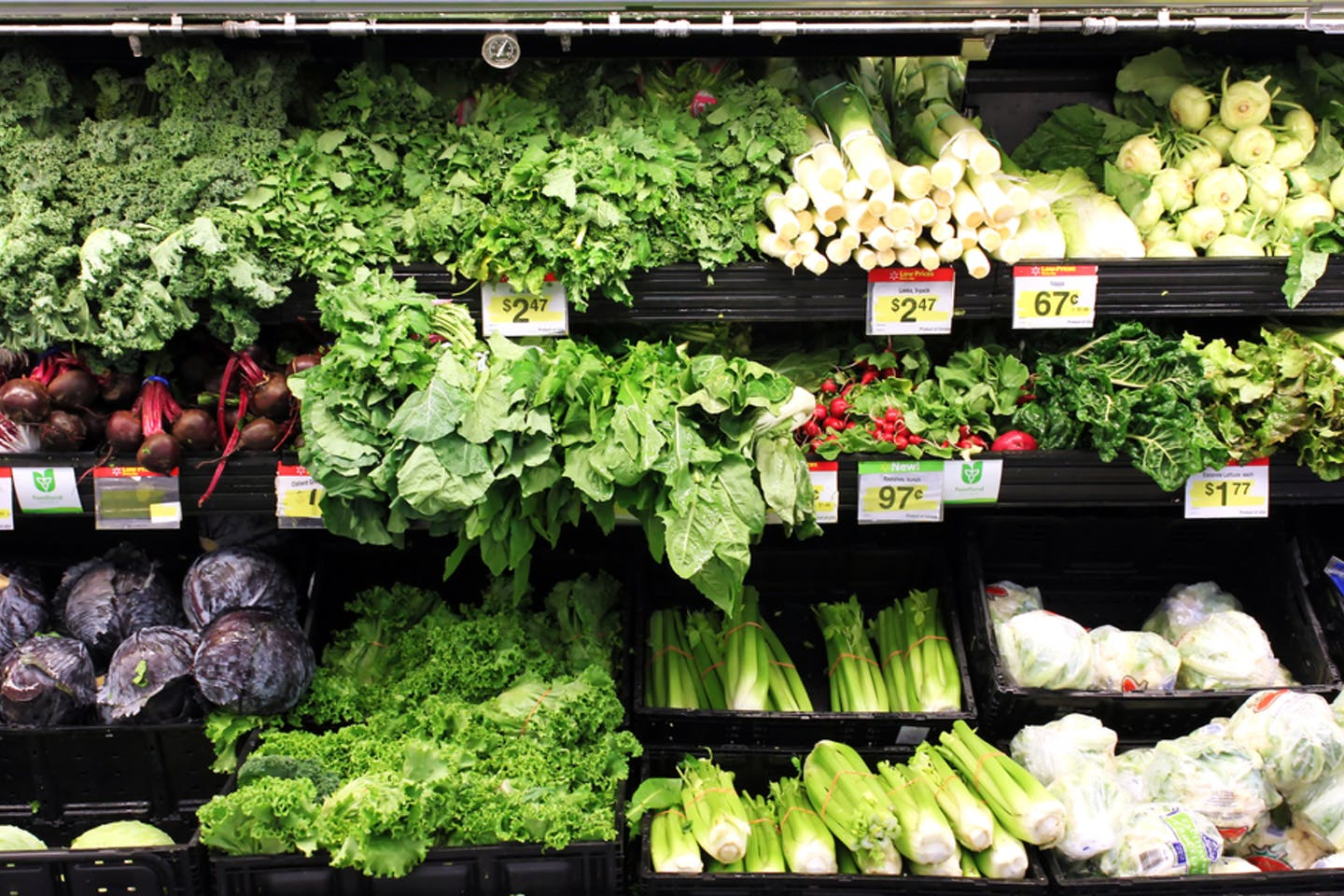 supermarket vegetables canada