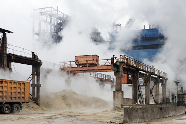 factory emissions123