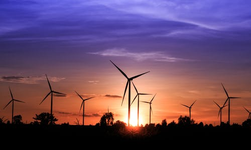 Financing the green transition