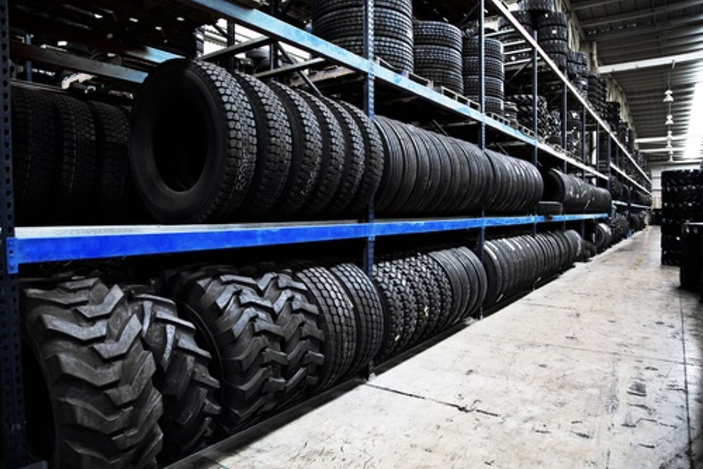 tyres factory