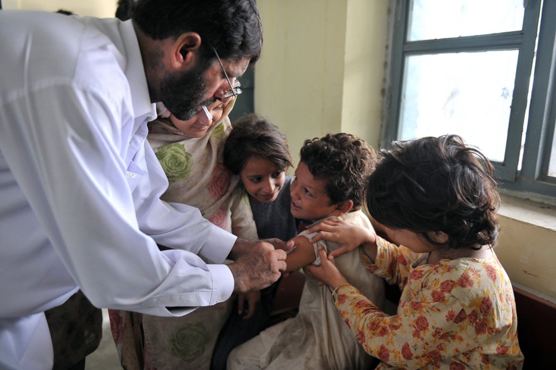 peshwar vaccination
