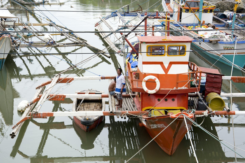 hagupit boats