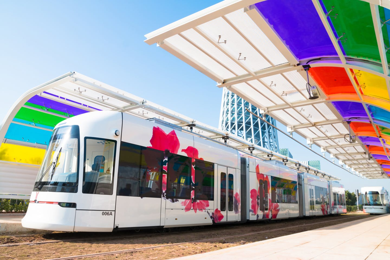 guangzhou tram system