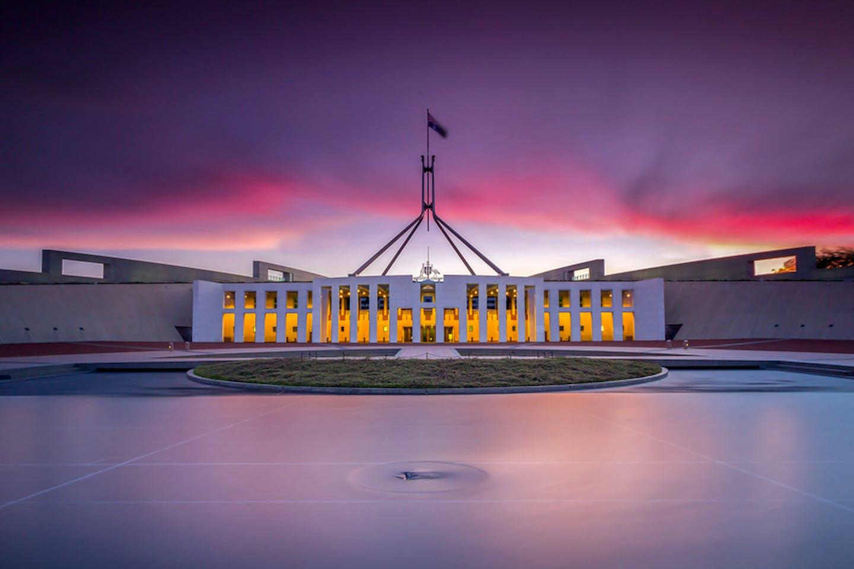 parliamenthouse australia