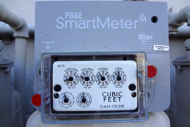 smart meter residential