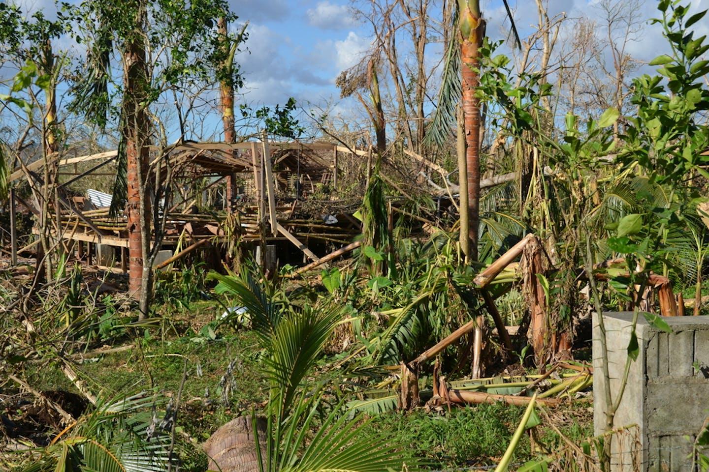 vanuatu cyclone pam aftermath