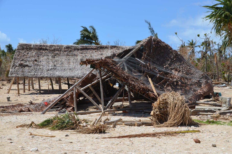 destructive cyclone pam vanuatu