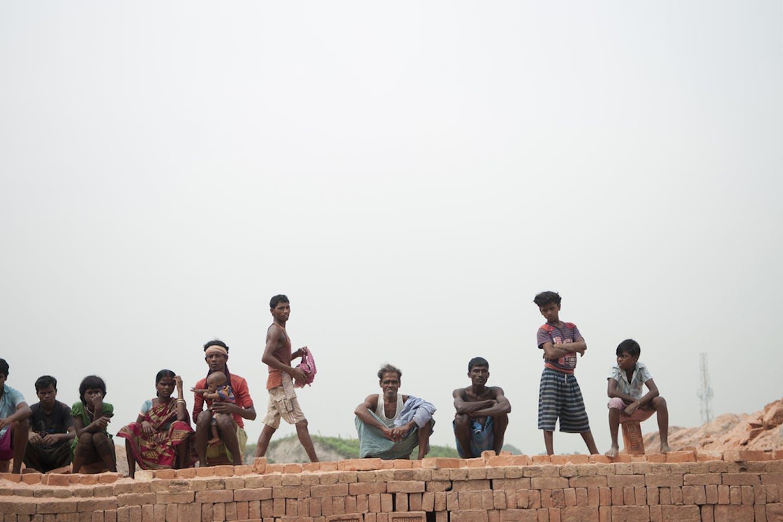 brick factory workers kolkata
