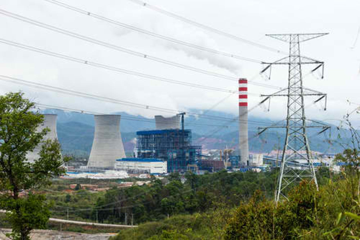 laos power plant emissions