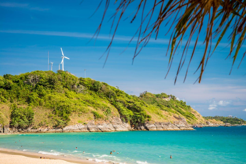 phuket wind turbines