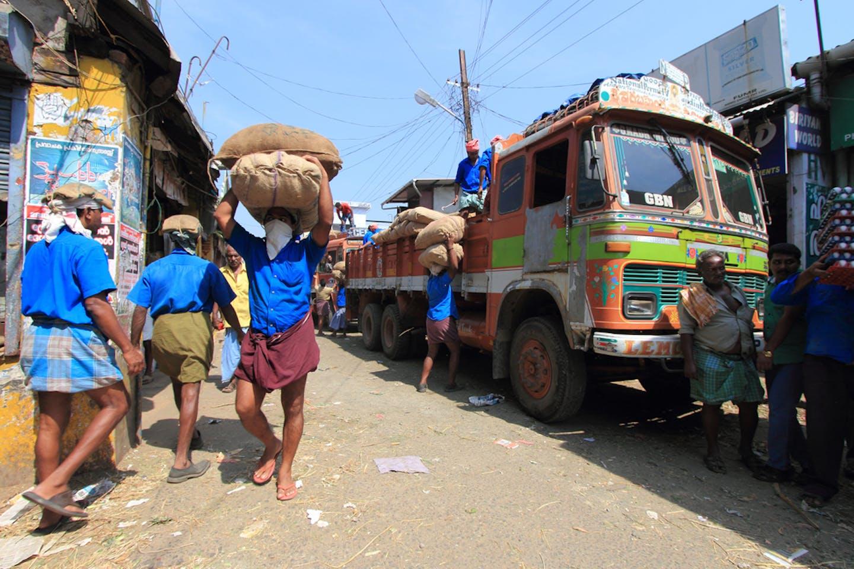 kochi head labourers