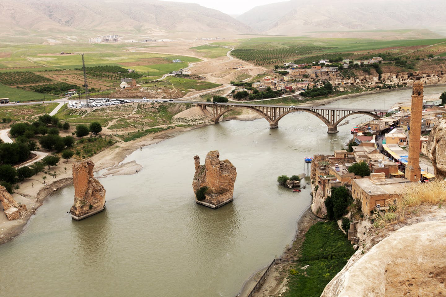 tigris river turkey