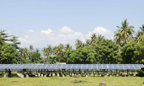 Sun, waves and steam: How is Indonesia winning with renewables?