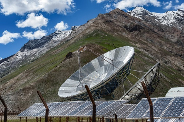 solar india dish