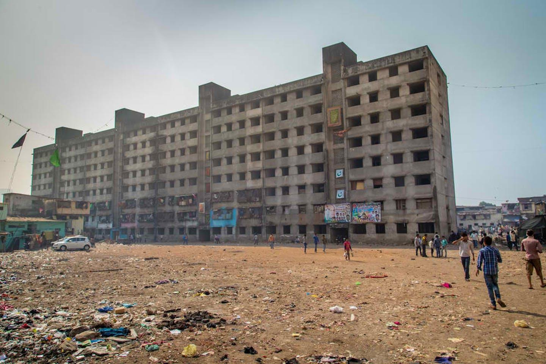 mumbai apt unfinished