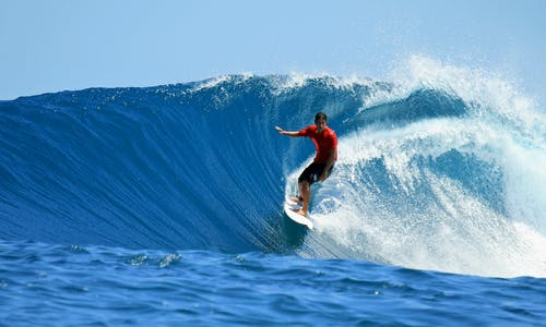 Surfers fear climate will wipe out big waves