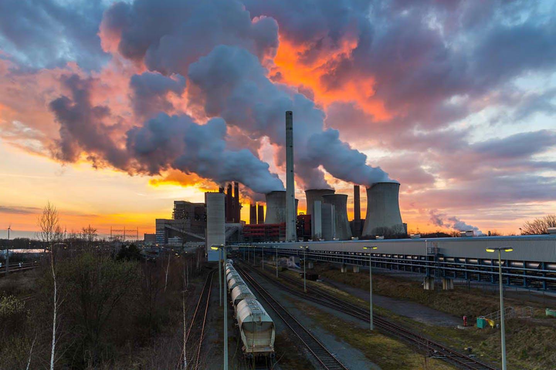 germany power plant emissions