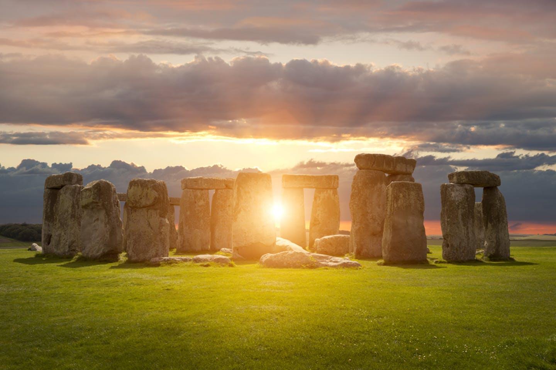 stonehenge whitshire england