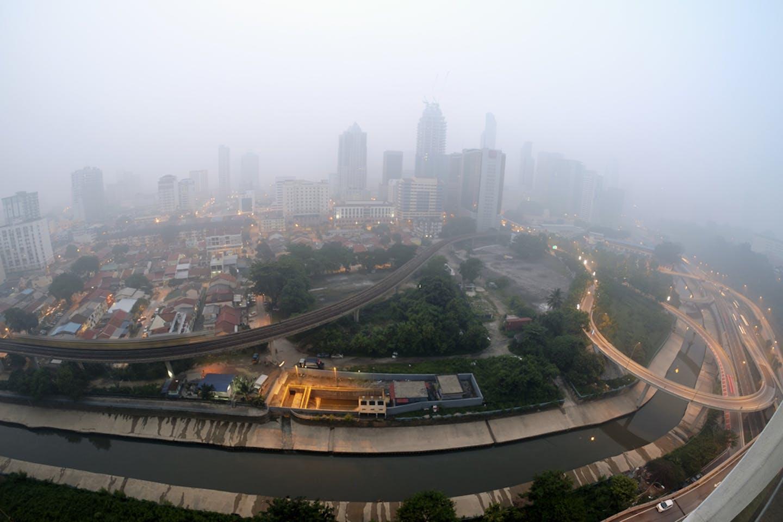 indonesia-haze-on-malaysia