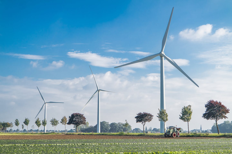windmills in krefeld germany