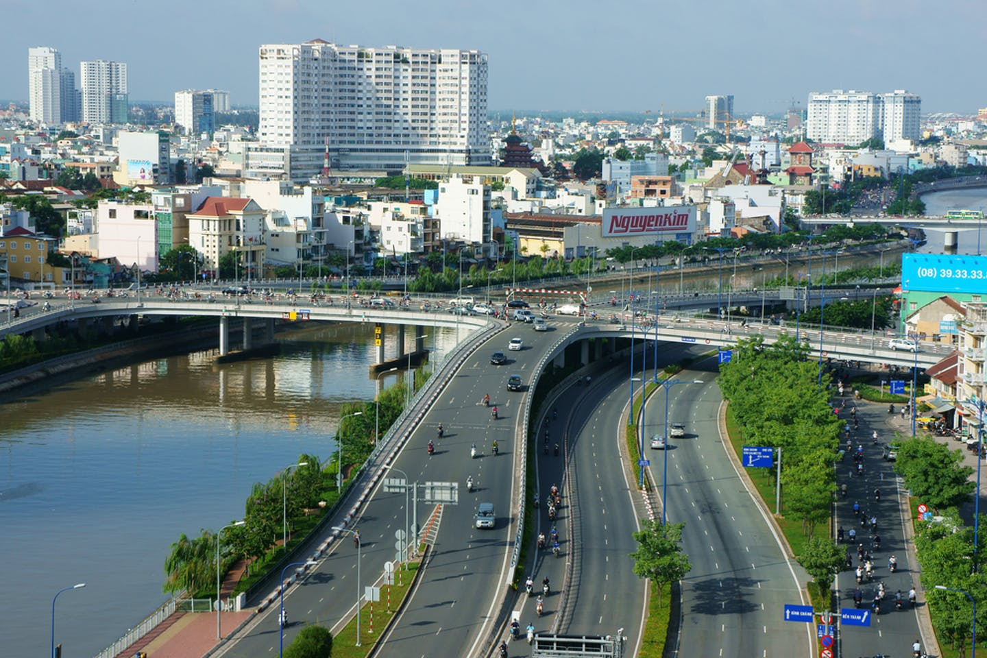 ho chi minh overpass