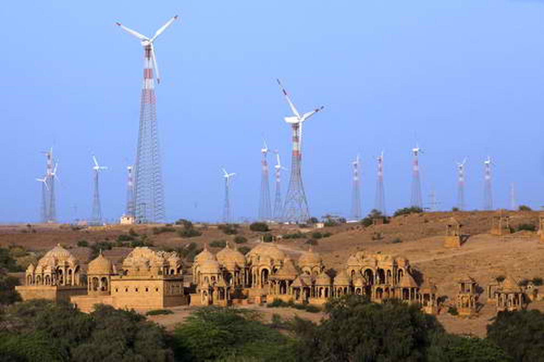 jaisalmer wind power