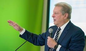 Al Gore urges Philippines to quit investing in coal