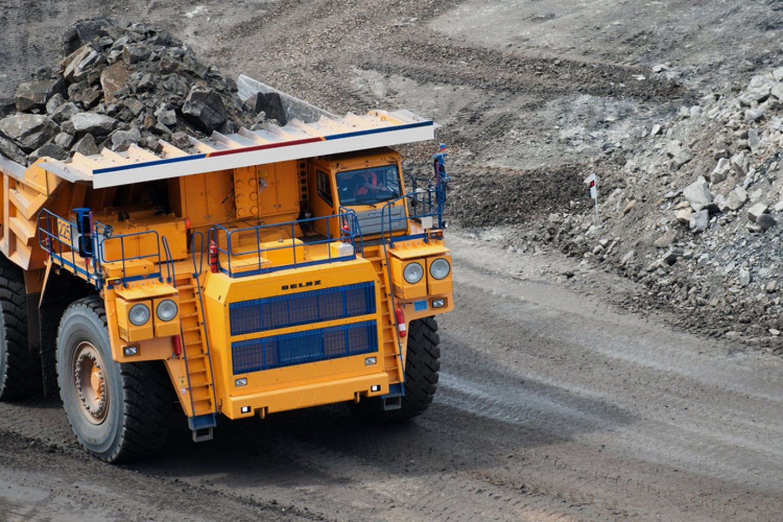 coal truck siberia