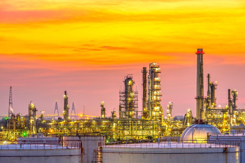 saudi oil refinery
